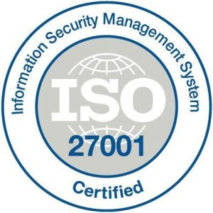 isms certification for background check
